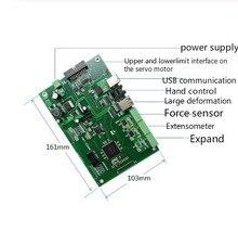 Logiciel de carte de commande de Machine dessai de traction logiciel universel de système de contrôle dessai de Performance de Force de contrôleur de Machine