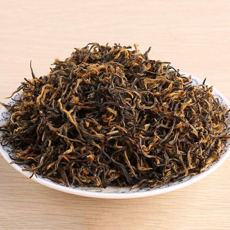 Wuyi جبل Tongmu Guanhuaxiang واحد برعم جين Junmei الشاي Meizhan عالية المعطرة فقاعة حقيبة الجملة الأدوات المنزلية