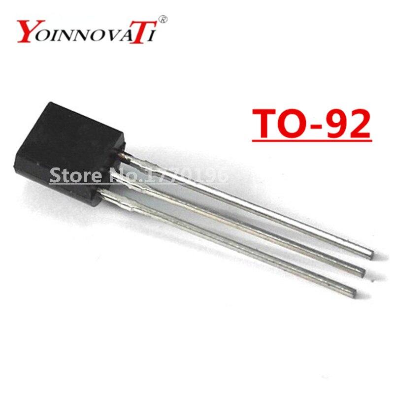 100 pces bc639 639 to-92 to92 triode transistor original novo