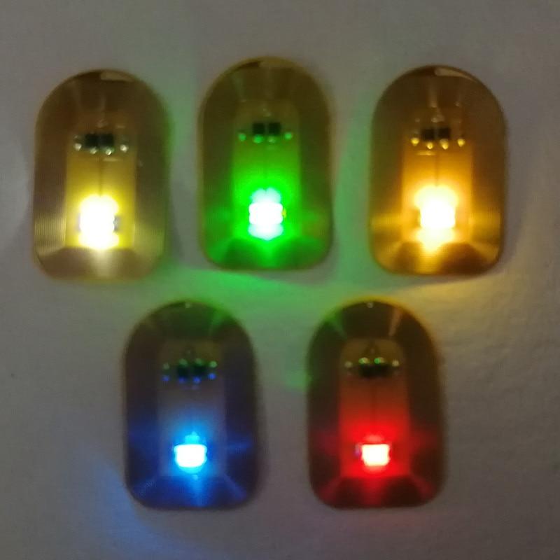 NFC luminescent label NFC patch seven colors identification label flash label NFC sticker 100pcs enlarge