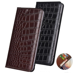 Genuine Leather Wallet Phone Bag Card Holder Holster For OnePlus 8T/OnePlus 8 Pro/OnePlus 8/Oneplus Nord 5G Flip Cover Funda