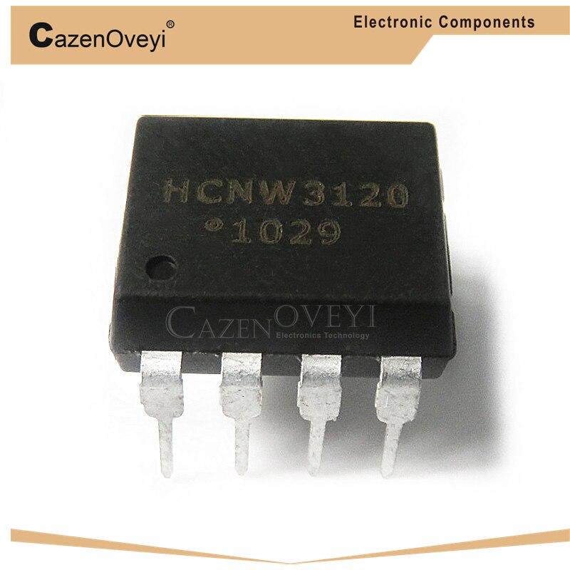 10 pçs/lote HCNW3120 HCNW-3120 DIP-8 Em Estoque