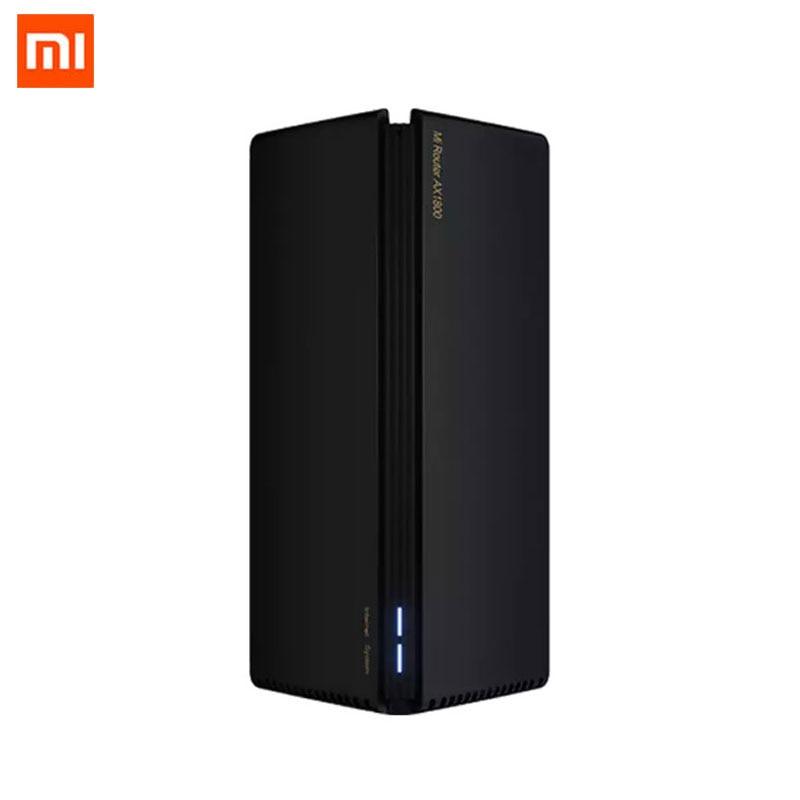 Xiaomi Mijia راوتر AX1800 Wifi 6 جيجابت 2.4G 5GHz 5 النواة ثنائي الفرقة راوتر OFDMA مكاسب عالية 2 هوائيات أوسع مي راوتر 5G