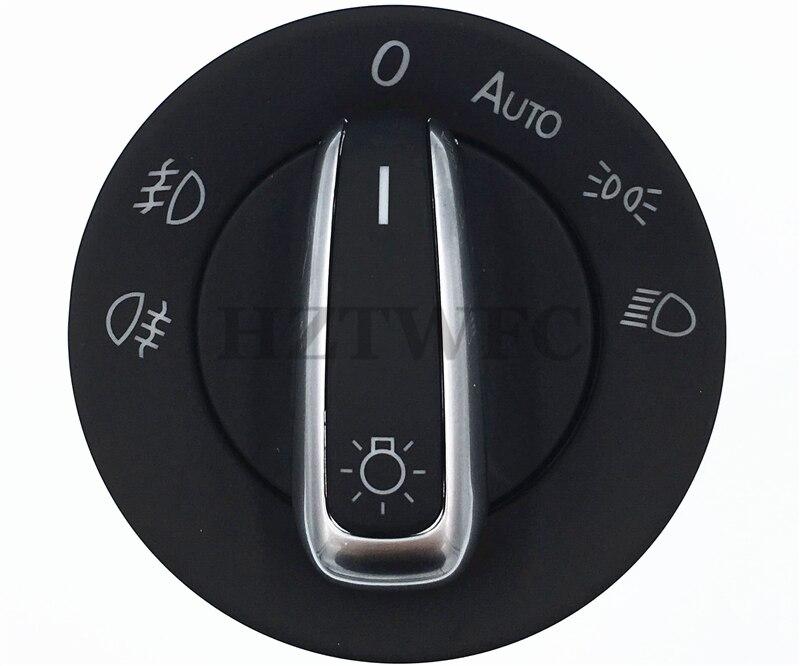 Faro de antiniebla lámpara interruptor para VW Golf MK 5 6 Plus Jetta 3 Tiguan Caddy Passat B6 CC conejo 5ND941431B 5ND 941 431B