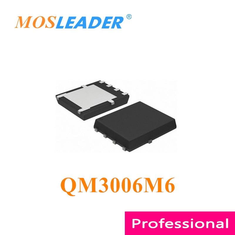 Mosleader 100 قطعة 1000 قطعة QM3006M6 M3006M DFN5X6 QFN صنع في الصين جودة عالية