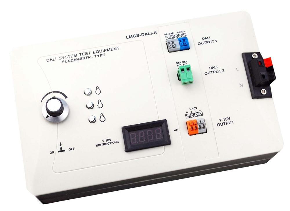 LED Dimmer Mutiple-Signal Generator DALI Tester Dimmer Knob Signal Generator 1-10V