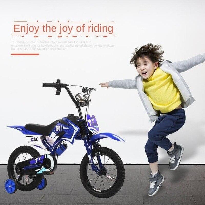 Hohe Qualität Marke kinder Fahrrad 12 14 16-Zoll Big Boy Mädchen Baby Junge Kinder Fahrrad kinder motorrad Fahrrad