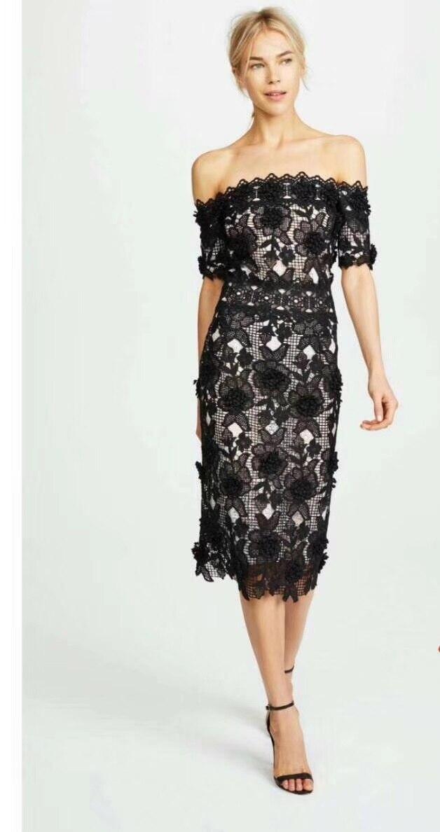 oFF The Shoulder Lace Black Bodycon Dress Celebrity Slash Neck Eleant Mini Evening Party Bodycon Dress