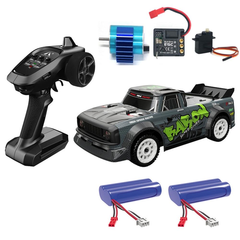 SG 1603 RTR Brusheless 60km/h Several Battery 1/16 2.4G 4WD RC Car LED Light Drift Proportional Vehi