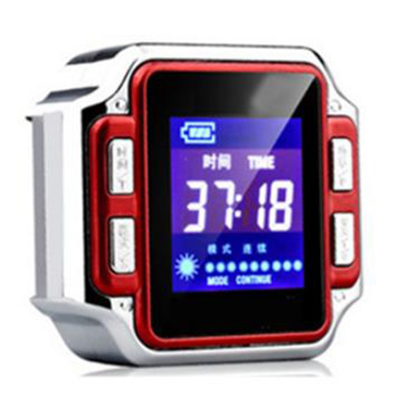 Watch of wrist of 6500 mm household semiconductor fields type three-high rhinitis physiotherapy gluc