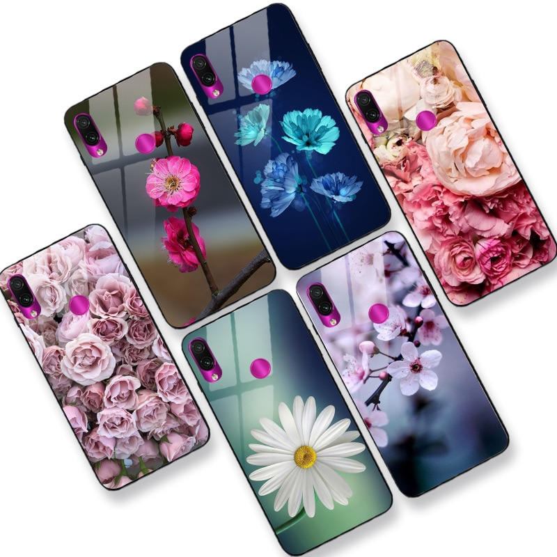 Para Xiaomi Redmi Note 5A primer 5 5 5 6 6 7 8 8T Pro caso desaparecer brillante para Xiaomi Redmi K20 5 Plus 6A 7A 8A 6 7 8 Pro caso cubierta