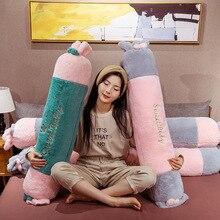 Kawaii Candy Stuffed Pillows Super Soft Plush Long Pillows Pregnant Woman Sleeping Support Cushion Kids Plush Toys Girl Gift