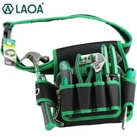 laoa multi fonction telecommunications toolkit tools bag 600d water proof oxford tools bags size 19cm29cm