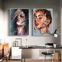 5d diy diamond painting home room characters art cross stitch full drill scenery embroidery cute handmade wall decor gift