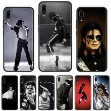 Michael Jackson usa chanteur danseur de luxe conception Unique couverture de téléphone pour Xiaomi Redmi Note 4 4x5 6 7 8 pro S2 PLUS 6A PRO