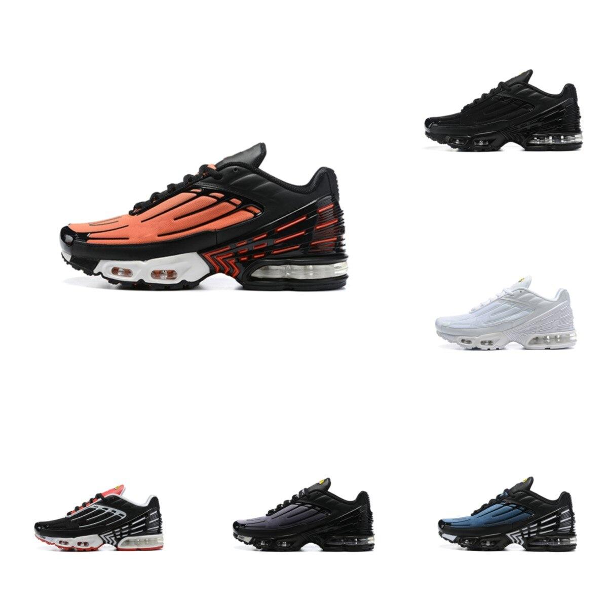 2021 Women Cushion Trainers Sneakers Men Maxes TN Air Shoes Platform Shoes Zapatillas Sneaker Men Ru