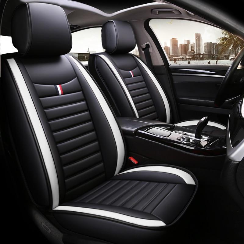 Cubiertas de asiento de coche para automóvil Toyota 4runner Auris Avensis T25 T27 Camry 40 50 55 70 c-hr Chr Corolla E150 Verso