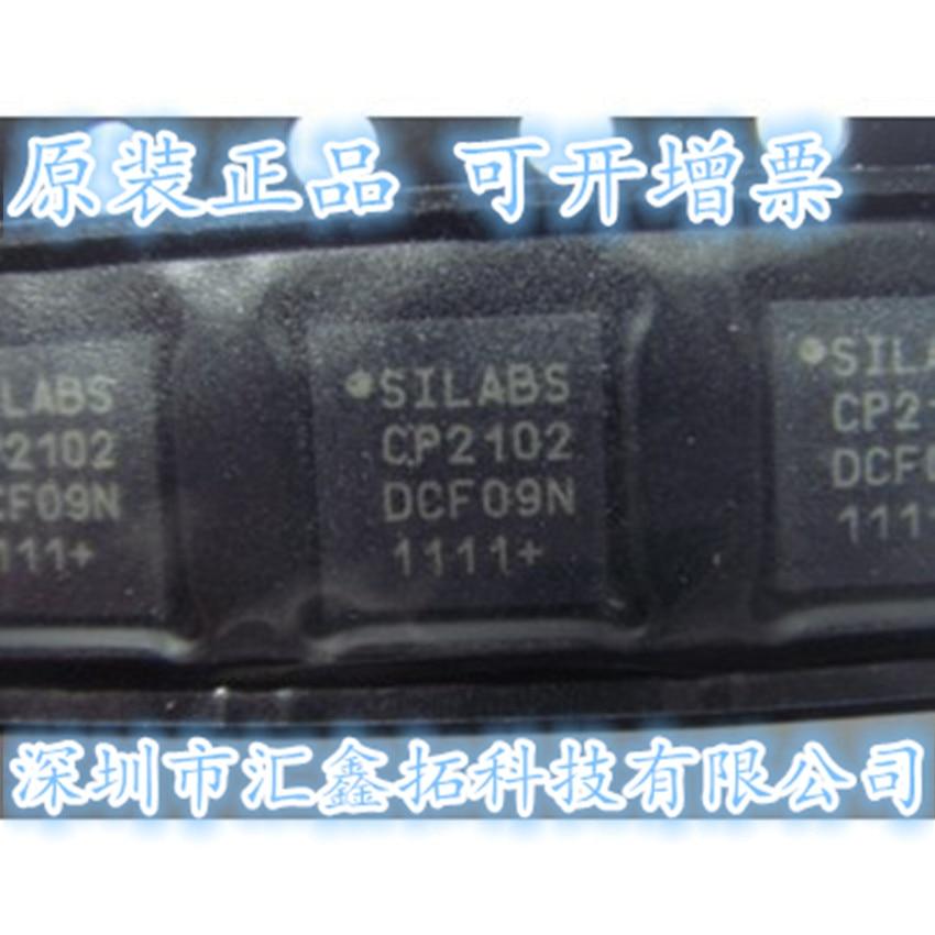 10pcs/lot CP2102-GMR CP2102 QFN-28 bcm53125skmmlg qfn