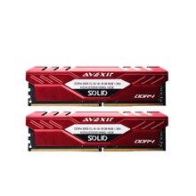 AVEXIR serie DDR4 16gb 8gb gb 2666 MHZ 3000mhz 3200mhz RVB RAM par juegos de escritorio dimm rendimiento memoria ram
