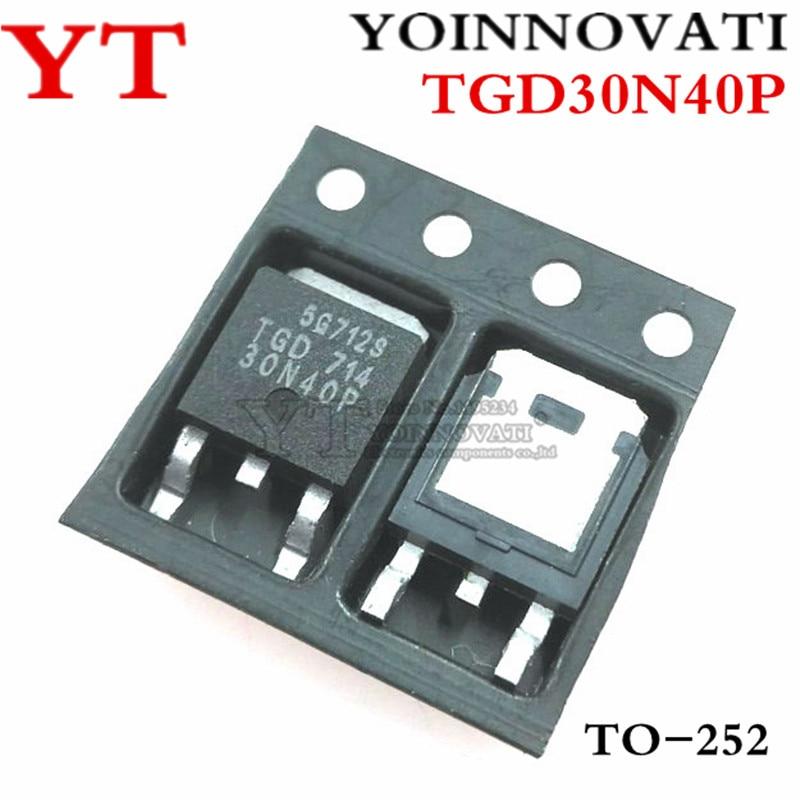 100 шт./лот TGD30N40P TGD30N40 30N40P-252 IC