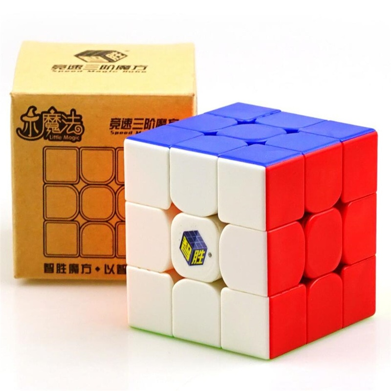 YuXin Little  Magic 3x3x3 Cube Puzzle educational toy cube for kid games Cube Speed Magic Cube for Challenging cube kid tagebuch eines giga kriegers