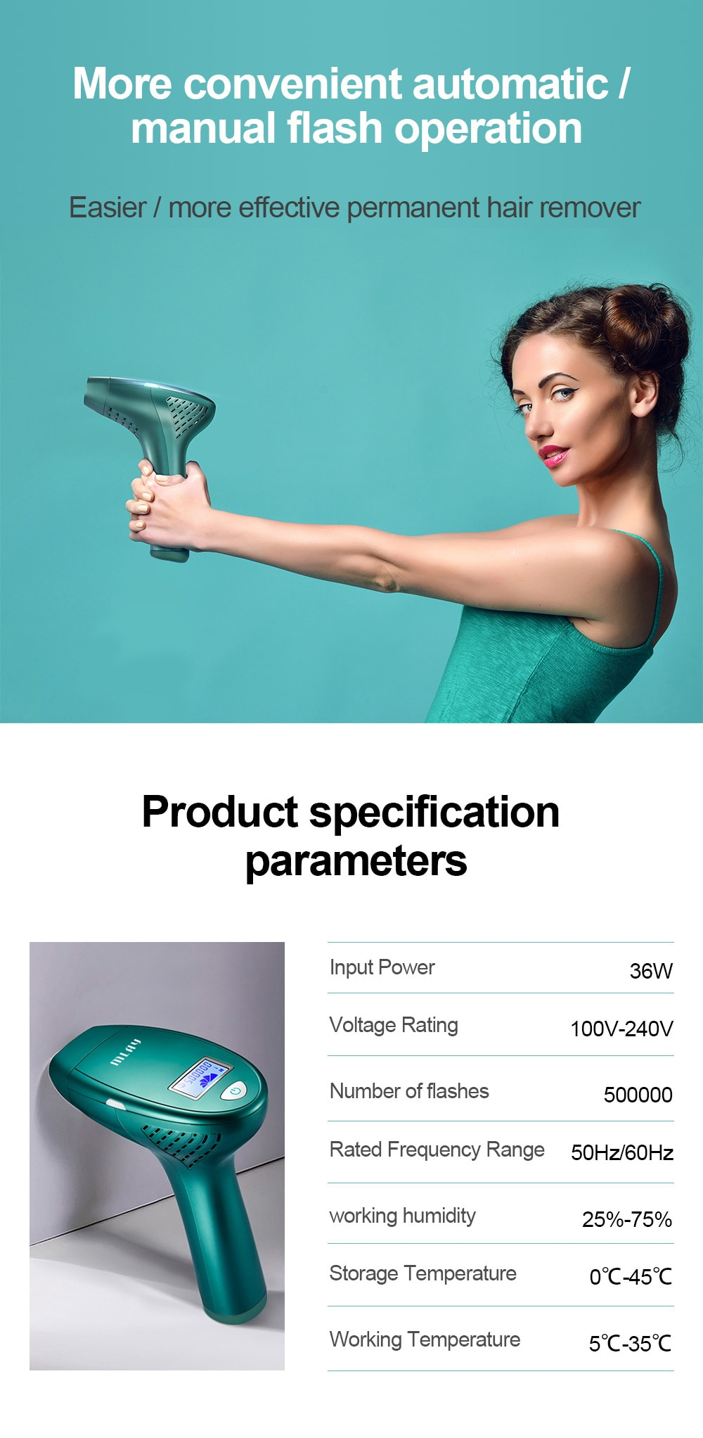 Mlay laser 2021 nova fda mlay fábrica