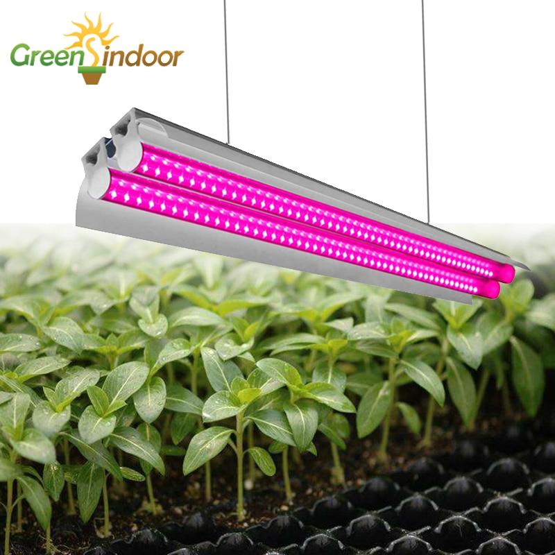 Lámpara de cultivo hidropónico Led de 100W de espectro completo para plantas, invernadero, estante Led para plantas, tienda de cultivo, caja para cultivo de flores