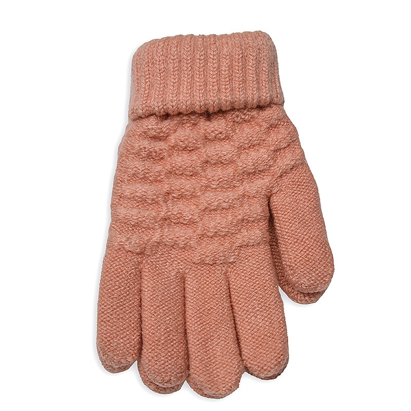 Winter Outdoor Sports Running Glove Warm Touch Screen Gym Fitness Full Finger Gloves For Men Women Knitted Magic Gloves