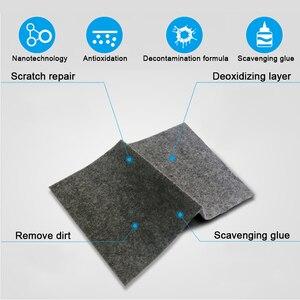 Image 3 - Инструмент для ремонта царапин в автомобиле, тканевая нано материальная поверхность, тряпки для автомобисветильник, средство для удаления царапин, потертости для автомобильных аксессуаров