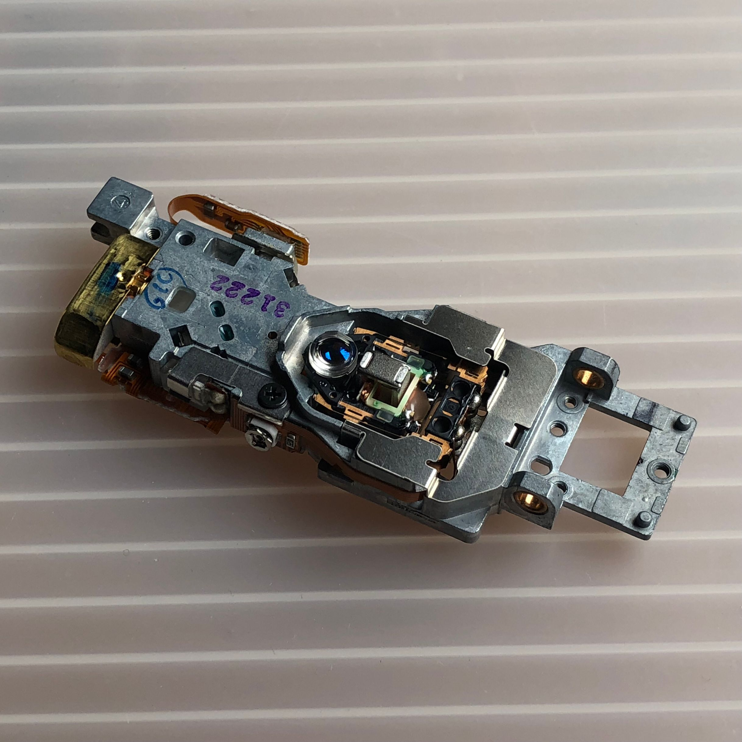 استبدال ل MDS-LSA1 العلامة التجارية الجديدة عدسة الليزر الليزر البصرية البيك اب Bloc Optique