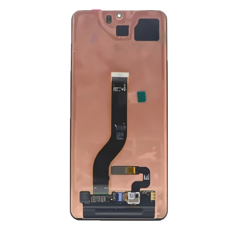 Original AMOLED Display For Samsung Galaxy S20 Plus LCD G985 G985F G985F/DS Lcd display touch screen digitizer with Black spot enlarge