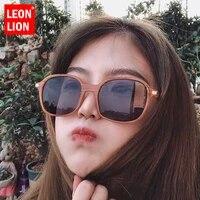 leonlions quare sunglasses women luxury brand retro sun glasses for women mirror sunglasses women vintage oculos de sol feminino