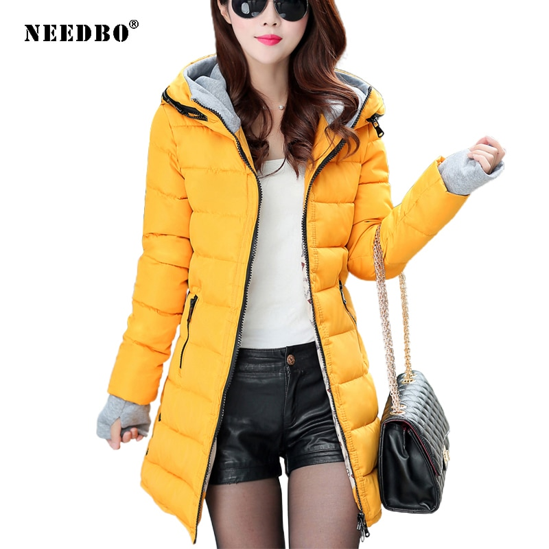 Новая пуховая куртка для женщин, зимняя большая женская длинная парка, ультралегкое пуховое пальто, зимняя Осенняя теплая пуховая куртка, п...