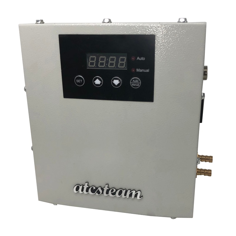 Dispositivo de eliminación de escamas de agua, descalcificador automático para generador de vapor