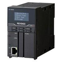 KV-8000 PLC + Unidad de Enlace PLC KV-XL202 + unidad de conexión de Bus PLC KV-7000C + KV-B8XTD de unidad de E/S PLC + KV-H10G de Software