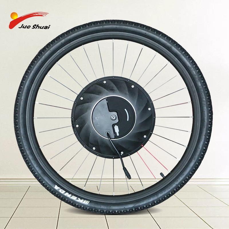 JS iMortor-Kit de conversión de Bicicleta eléctrica, Motor de cubo de rueda...