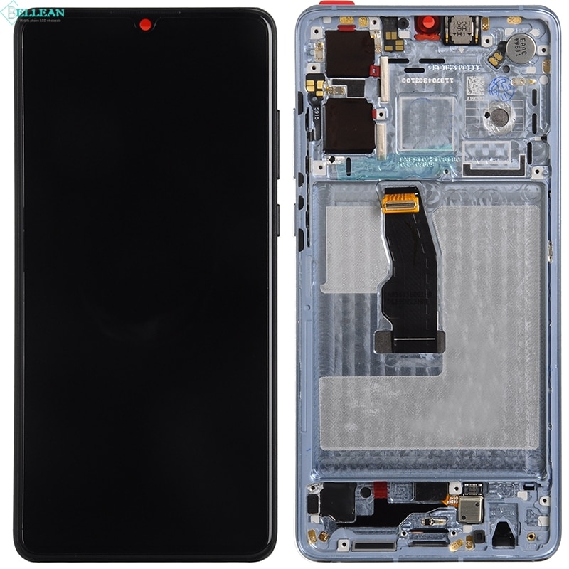 Catteny Promotion 6.1inch Display For Huawei P30 Lcd With Touch Panel Screen Glass Digitizer Assembly Free Shipping With Frame enlarge