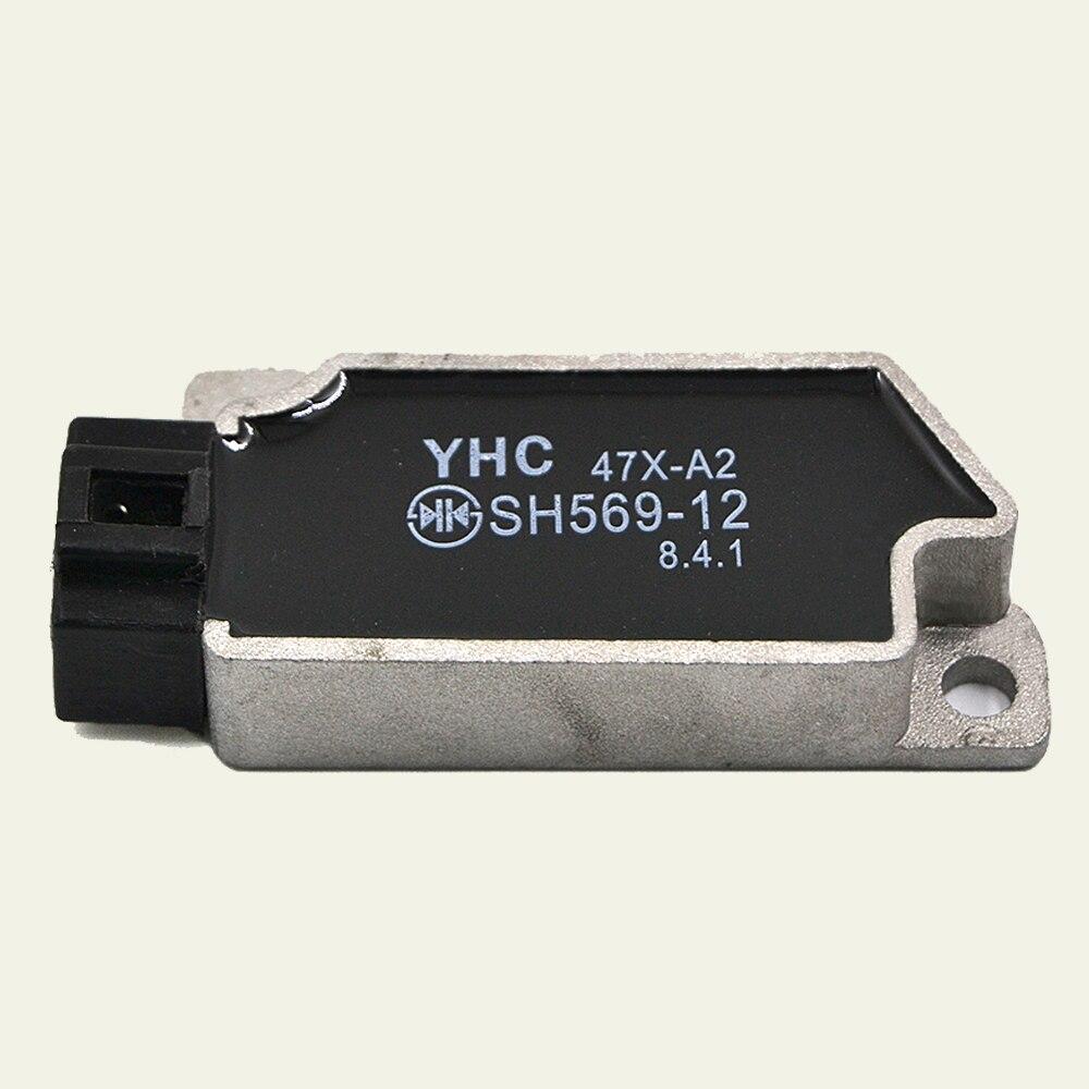 Regülatörü Yamaha FZR250 FZX250 WR200R SRX600 FZR400 FZR500 FZR600 RD500 LC RD350 TZR250 XV250 S TZR125 TW200 XT225