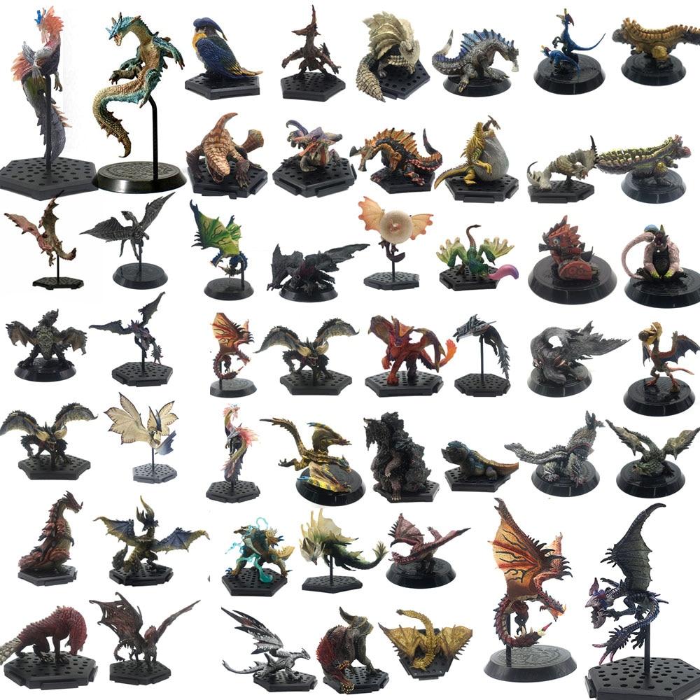 Monstre chasseur monde générations XX Figure PVC modèles Action figurine décoration jouet monstres Collection japon Anime MHW