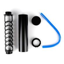 6 Inch Auto Aluminium Brandstof Filter Spiraal 1/2-28 Of 5/8-24 Single Core Auto Brandstoffilter Voor napa 4003 Wix 24003