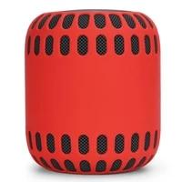 Housse de protection en Silicone pour HomePod  etui de protection elastique Anti-poussiere et anti-rayures pour haut-parleur intelligent Apple HomePod  accessoires  blanc  noir