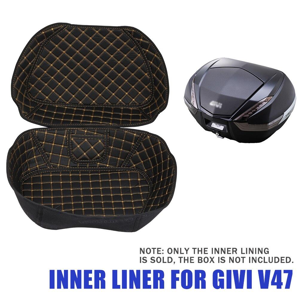 Для GIVI V47 V 47 чехол для багажника, подкладка для чемодана, внутренний контейнер, задний Чехол, протектор для багажника, подкладка для сумки