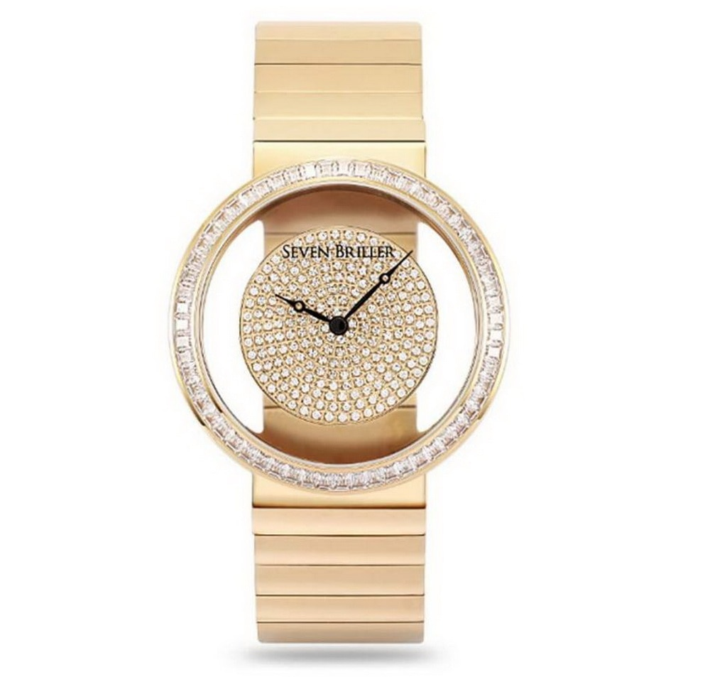 All Diamond Watches for Waterproof Watch Ladies Watches Brands Women Luxury Watches enlarge