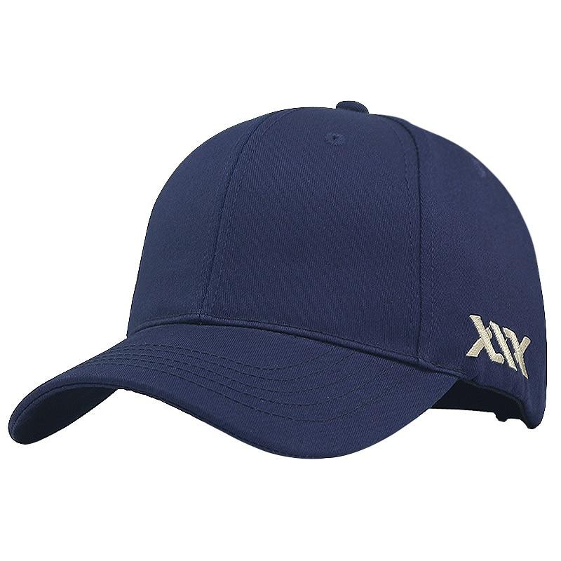 Бейсболка большого размера, мужские хлопковые спортивные головные уборы с большой головой, женские солнцезащитные кепки высшего класса, Му...