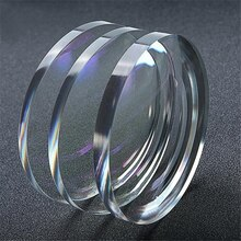 1.56 1.61 1.67 Aspherical Customized Lenses anti blue rays radiation scratch Glasses Lens Prescripti