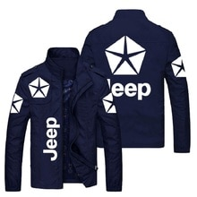 Car logo boutique men's zipper jacket, spring fashion slim coat, men's leisure outdoor sports, high-