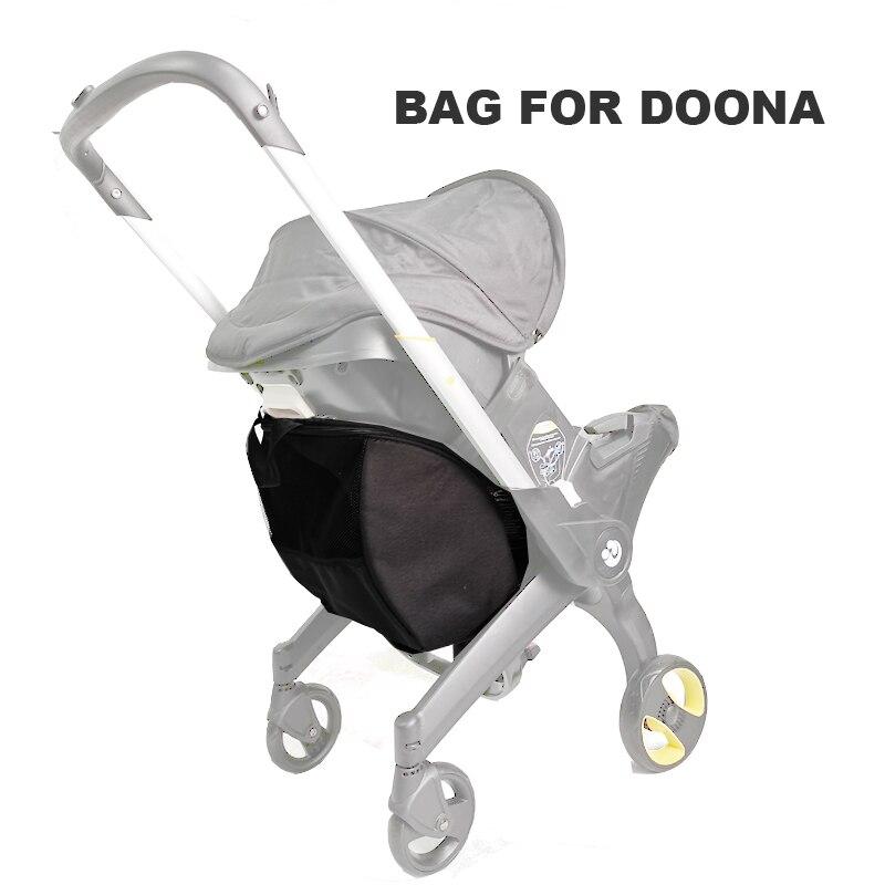 Baby Stroller Accessories Travel Bag Pushchair Storage Bag For Doona Stroller Baby Bottle Bag