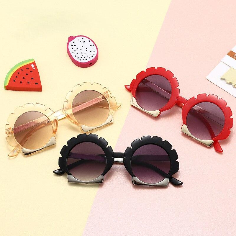 Gafas De Sol redondas De Metal Vintage para niños y niñas, girasoles pequeños De gran tamaño, Gafas De Sol para bebés, Gafas De Sol para niños, Gafas Uv400 2020