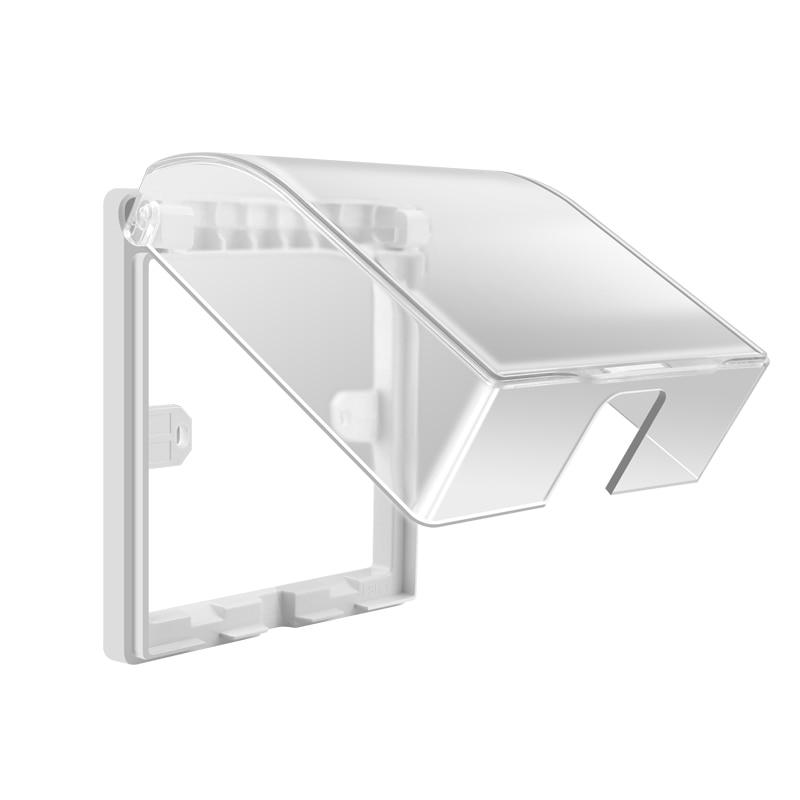 Универсальная 86 розетка настенного типа, водонепроницаемая коробка, защитный чехол для переключателя, наружная розетка, защитная коробка