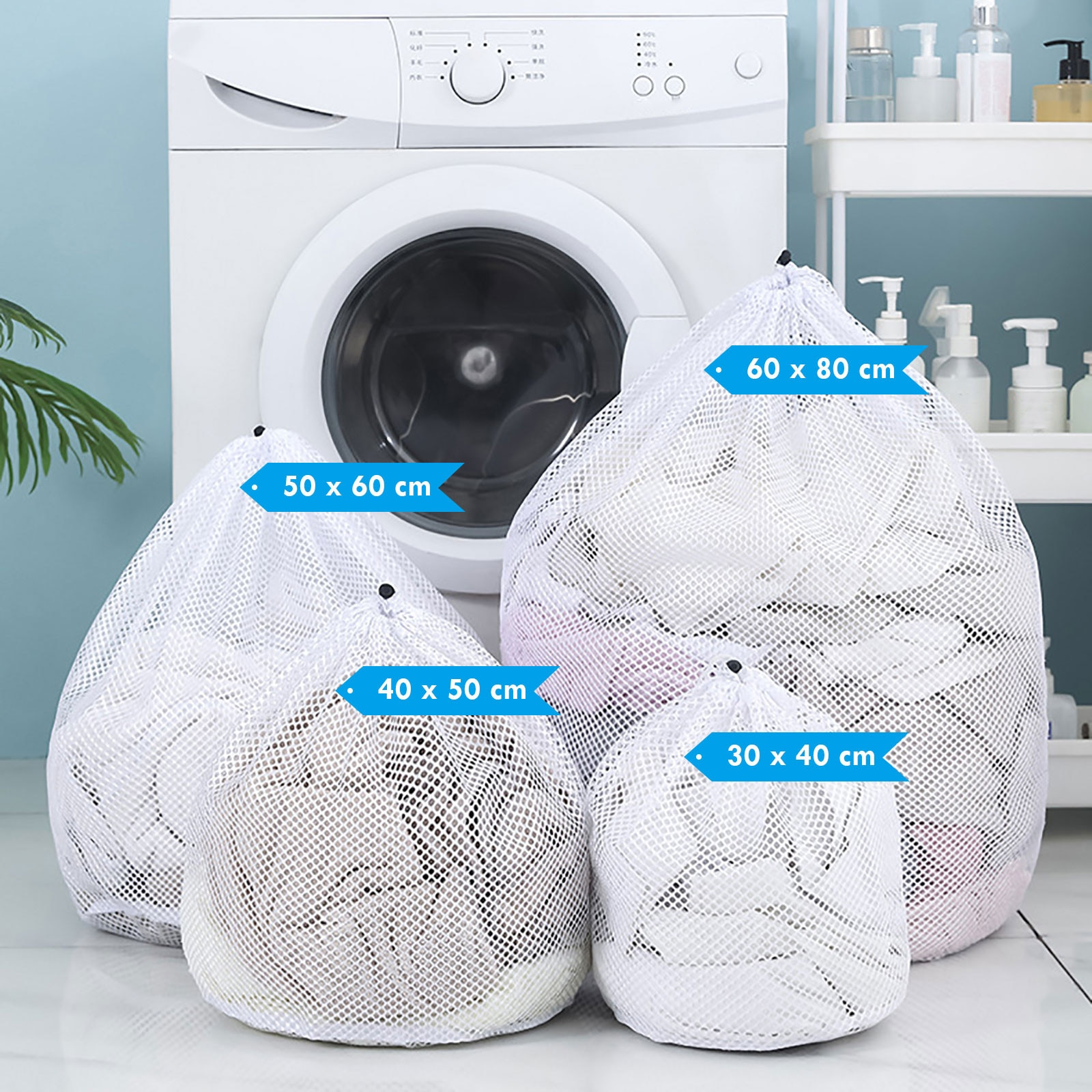 4 yards washing laundry bag laundry care foldable protective net filter mesh underwear socks underwear washing machine clothes s m l size washing laundry bag socks underwear washing machine clothesclothing care foldable net filter underwear bra protection